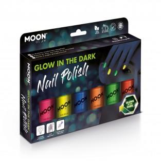 Glow in the Dark Nail Polish Box Set