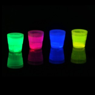Glow Shot Glass Wholesale