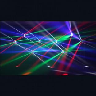 Equinox Hot Rod Disco Light