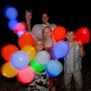 Light Up Balloons - Illoom Balloons