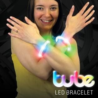 LED Tube Bracelets Wholesale