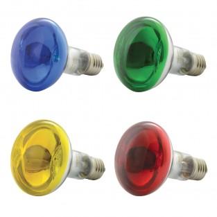 R80 Colour Reflector Bulb E27