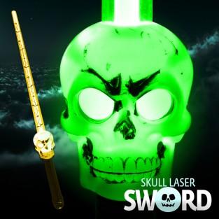 Flashing Skull Sword Wholesale