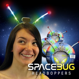 Space Bug Head Boppers