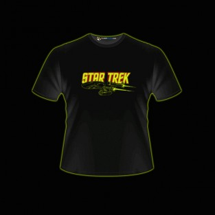T-Star Trek Enterprise T-qualiser Shirt