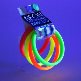 UV Neon Bangles