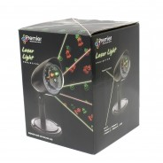 Indoor/Outdoor Xmas Laser Light Projector 9