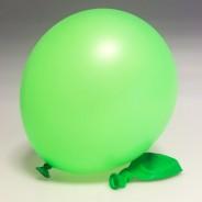 Neon Balloons 9 Green