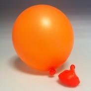 Neon Balloons 5 Orange