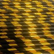 Black & Gold Biodegradable Paper Straws (25 pack) 3
