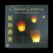 Chinese Flying Lanterns - White (10 Pack) 2