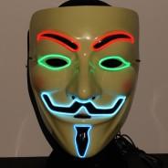 El Wire Mens Mask 3