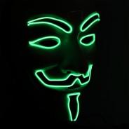El Wire Mens Mask 5