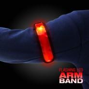 Flashing LED Armband 3