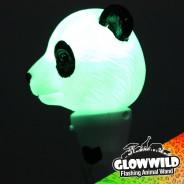 """Panda Mini Flashing Animal Wand 7"""" Wholesale 3"""