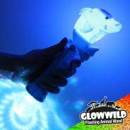 "Dolphin Mega Flashing Animal Wand 11"" Wholesale 9"