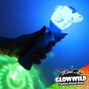 "Dolphin Mega Flashing Animal Wand 11"" Wholesale 2"