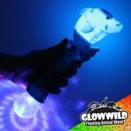 "Dolphin Mega Flashing Animal Wand 11"" Wholesale 8"