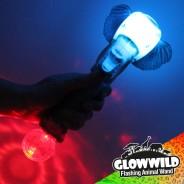"""Elephant Mega Flashing Animal Wand 11"""" 3"""