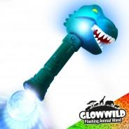 "T-Rex Mega Flashing Animal Wand 11"" Wholesale 2"