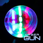 Light Up Cyber Gun 4