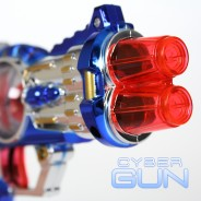 Flashing Cyber Gun Wholesale 3