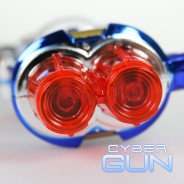 Light Up Cyber Gun 6
