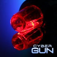 Light Up Cyber Gun 5