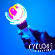 Light Up Cyclone Spinner 2