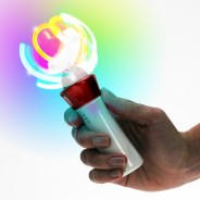 Light Up Cyclone Spinner 7