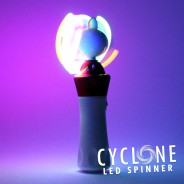 Light Up Cyclone Spinner 6