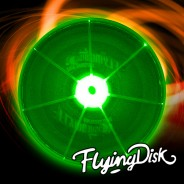 Light Up Frisbee 3