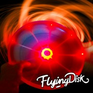 Light Up Frisbee 2
