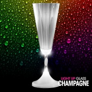 Light Up Champagne Glass Wholesale 2