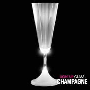 Light Up Champagne Glass 4