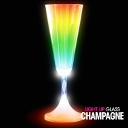 Light Up Champagne Glass 3