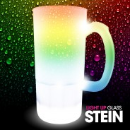 Frosted Stein 1