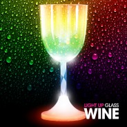 Light Up Wine Glass 1