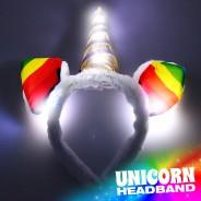 Light Up Unicorn Headband 2