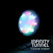 Light Up Infinity Tunnel Pendant 1