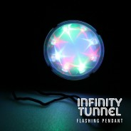Light Up Infinity Tunnel Pendant 2