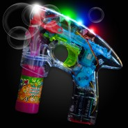 Light Up Bubble Gun 1