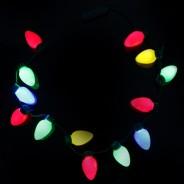 Flashing Bulb Necklace Wholesale 7