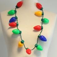 Flashing Bulb Necklace Wholesale 5