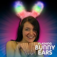 Flashing Bunny Ears 1