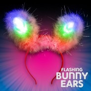Flashing Bunny Ears Wholesale 1