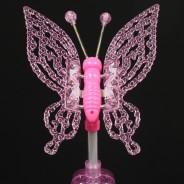 Flashing Butterfly Wand Large Wholesale 6