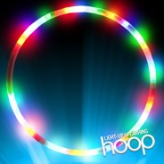 Light Up and Flashing Hoop 3