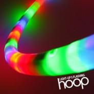 Light Up and Flashing Hoop 2