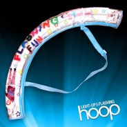 Light Up and Flashing Hoop Wholesale 4
